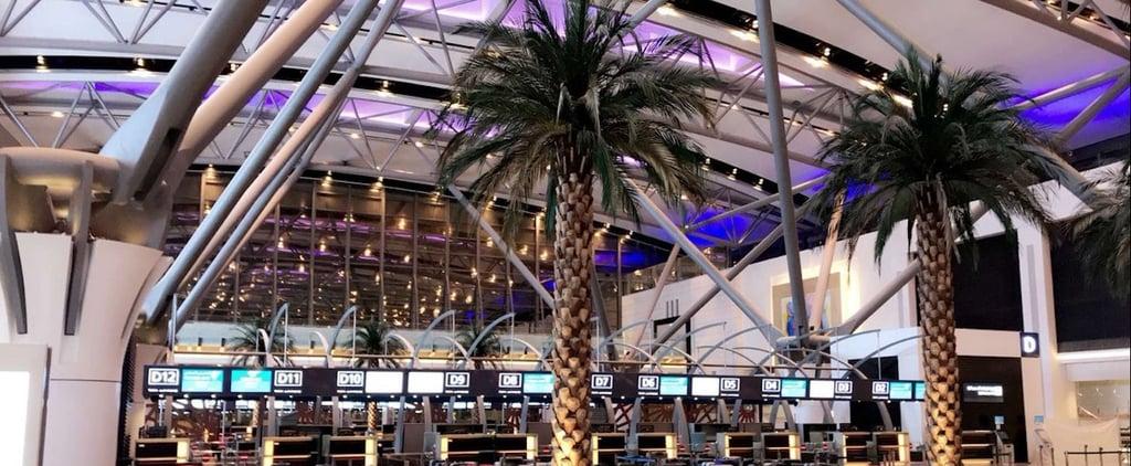 تجديد مطار مسقط الدولي 2018