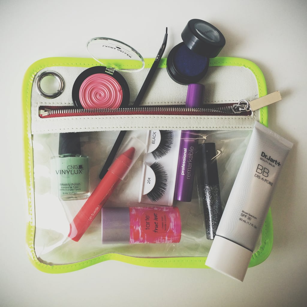 Celebrity Makeup Bag Essentials: Stars Reveal Products ...