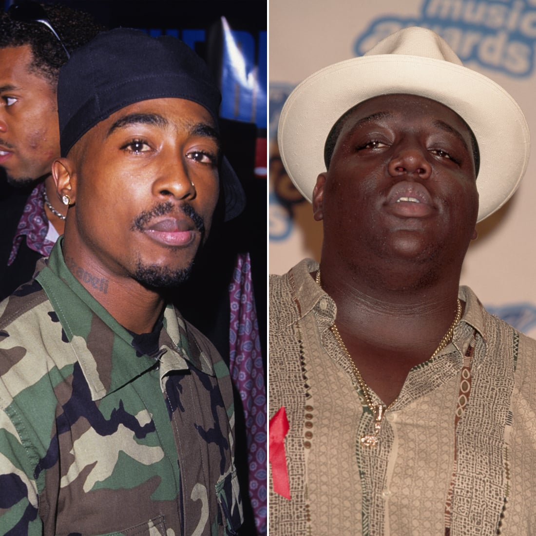 Were Tupac Shakur And Biggie Smalls Friends Popsugar Celebrity