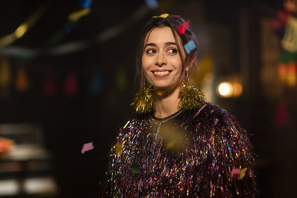 Interview with Cristin Milioti About Palm Springs