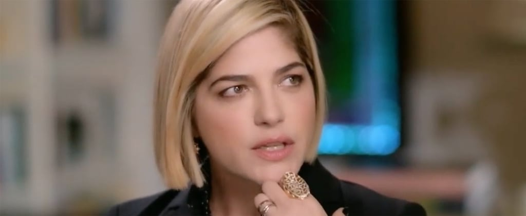 Selma Blair's Quotes About MS on Good Morning America 2019