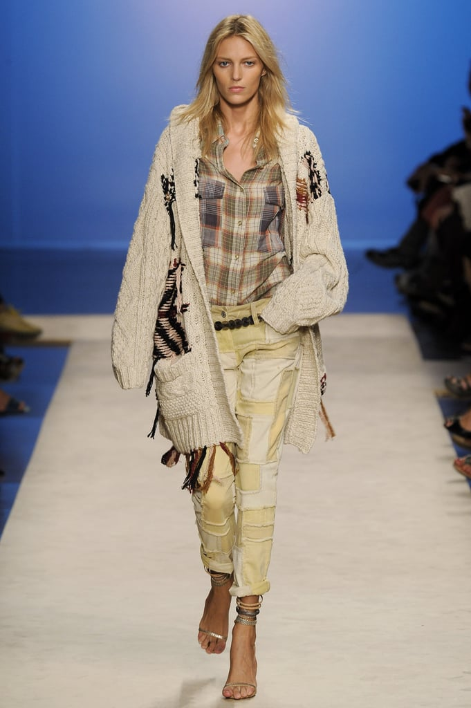 beda2434b85 Review Pictures Isabel Marant 2012 Spring Summer Paris Fashion Week ...