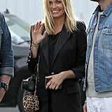 Lara Bingle Pictures in LA at Cotton On Photo Shoot