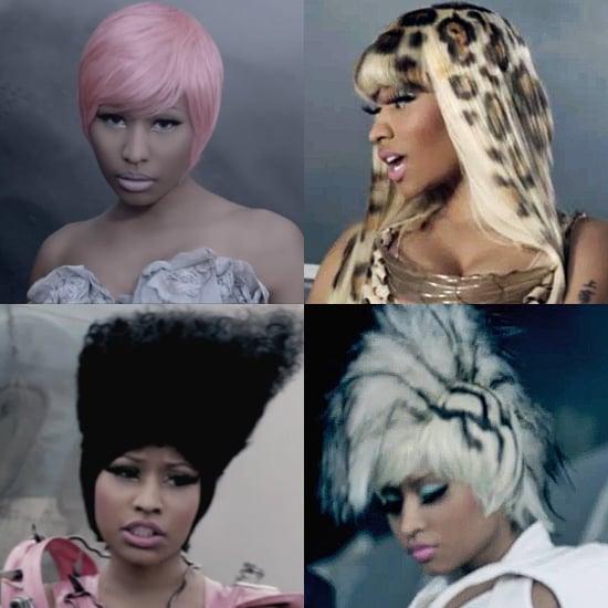 """Nicki Minaj's Hair in the New """"Fly"""" Video"""