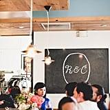 Restaurant Wedding in San Francisco