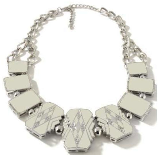 Photos of Grayce by Molly Sims HSN Jewelry, Spring 2010