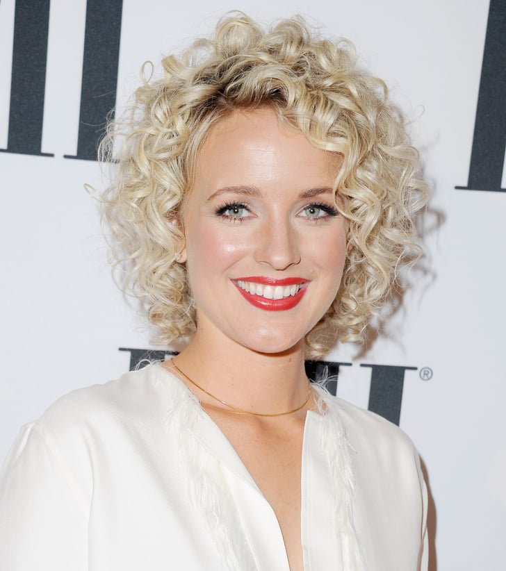 Curly, Piecey Bob  Hottest Haircuts Of 2016  Popsugar -4224