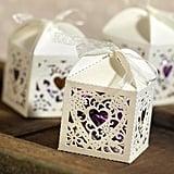 Heart Favor Boxes