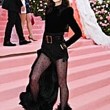 Charlotte Gainsbourg at the 2019 Met Gala
