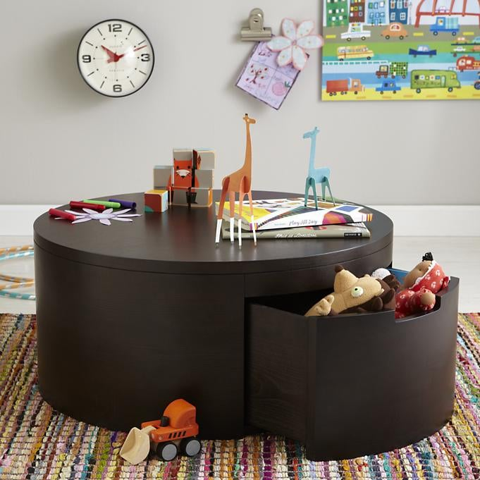 You Say Coffee I Say Play Table Modern Play Tables For Kids