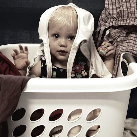 How Moms Can Save Time Doing Laundry