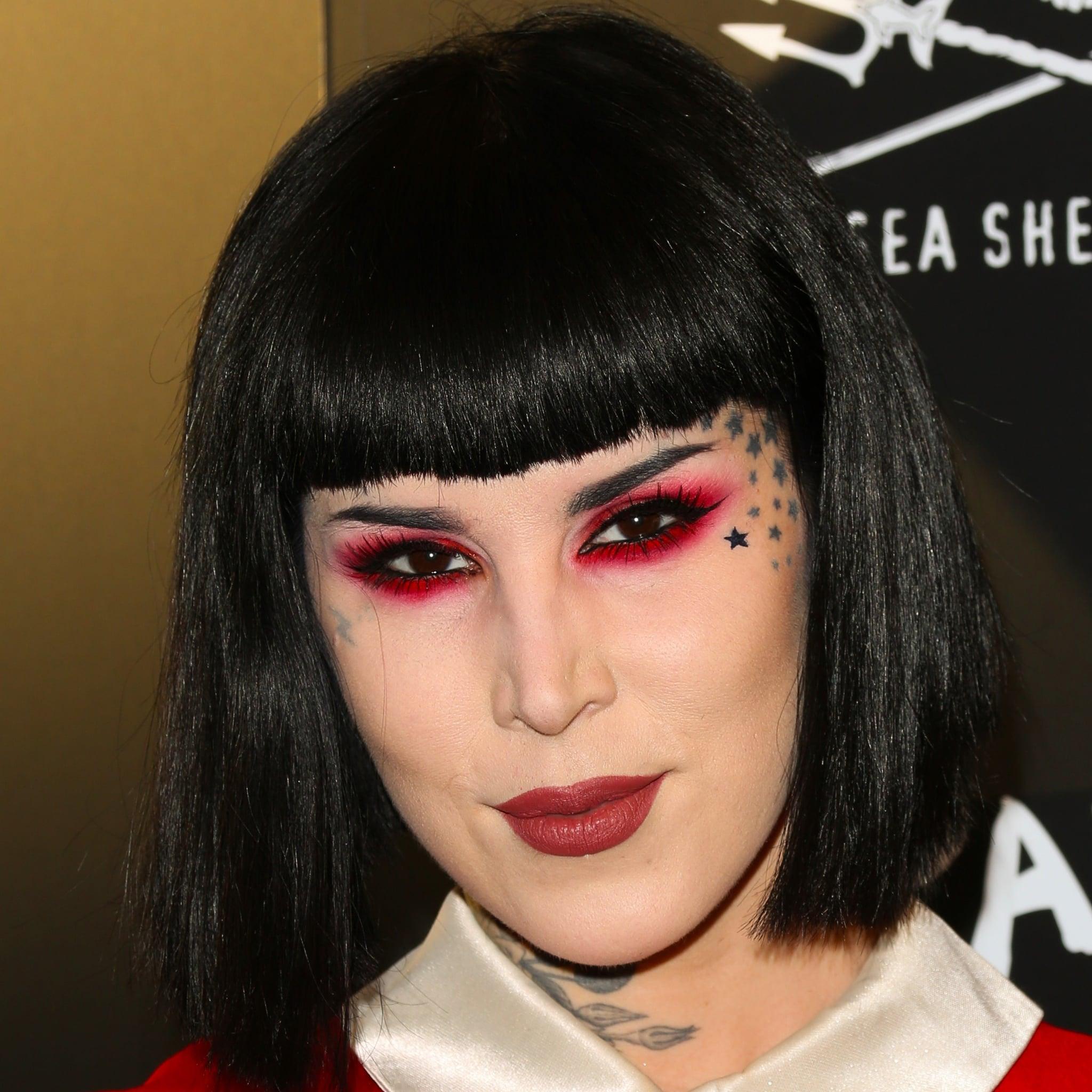 Kat Von D Disqualified Trump Supporting Makeup Artist Popsugar Beauty