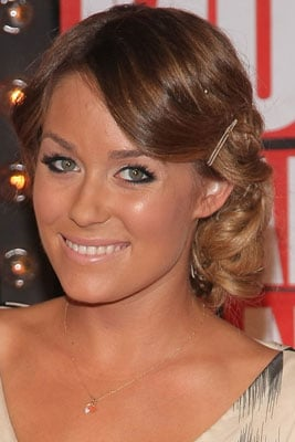Lauren Conrad at the 2009 MTV VMAs