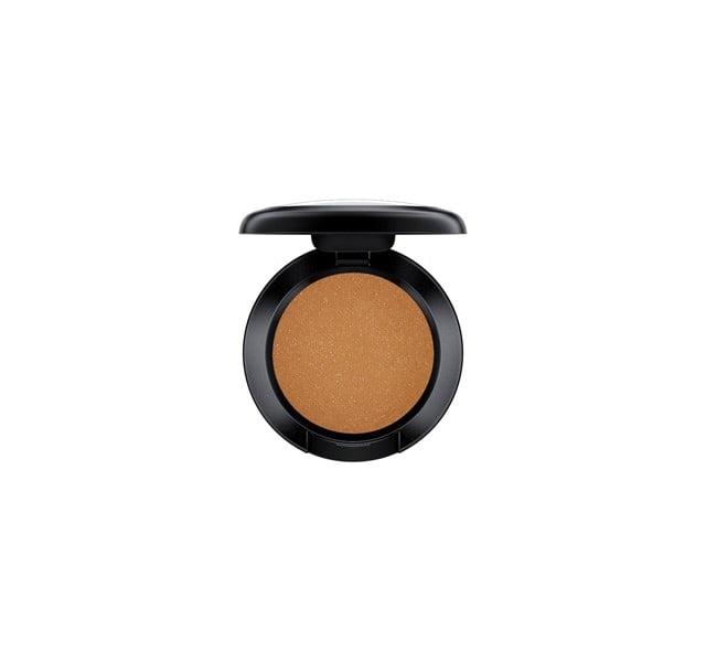 MAC Cosmetics Chrome Yellow Single Eyeshadow Swatch