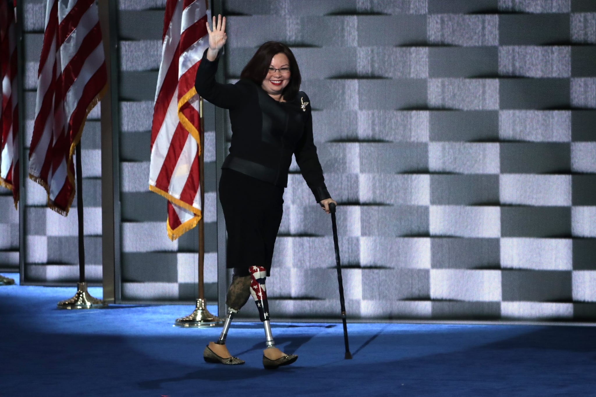 Tammy Duckworth Wins Illinois Senate Race Popsugar News