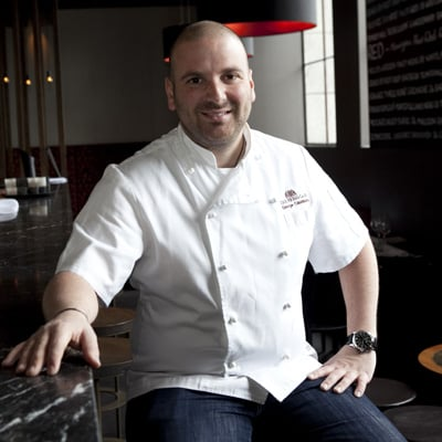 george calombaris weight loss