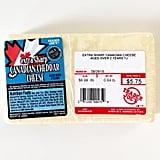 Trader Joe's Extra Sharp Canadian Cheddar Cheese