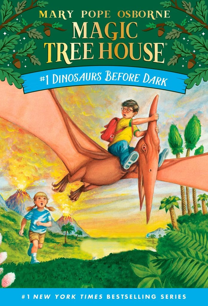 Magic Tree House: Dinosaurs Before Dark