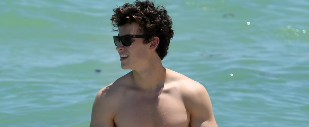 Shawn Mendes Shirtless Pictures
