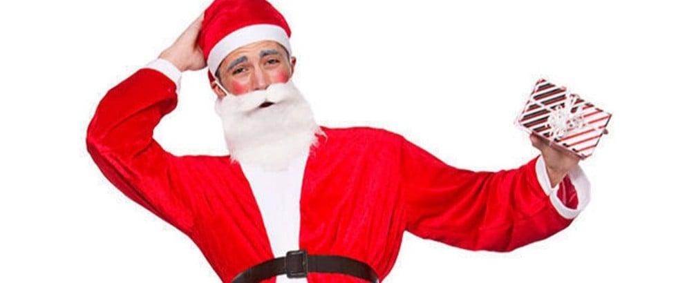 Funny Inflatable Christmas Costume