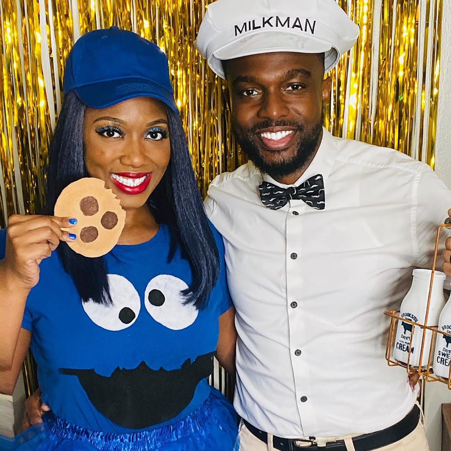 Simple Halloween Costumes For Couples 2020 Popsugar Smart Living