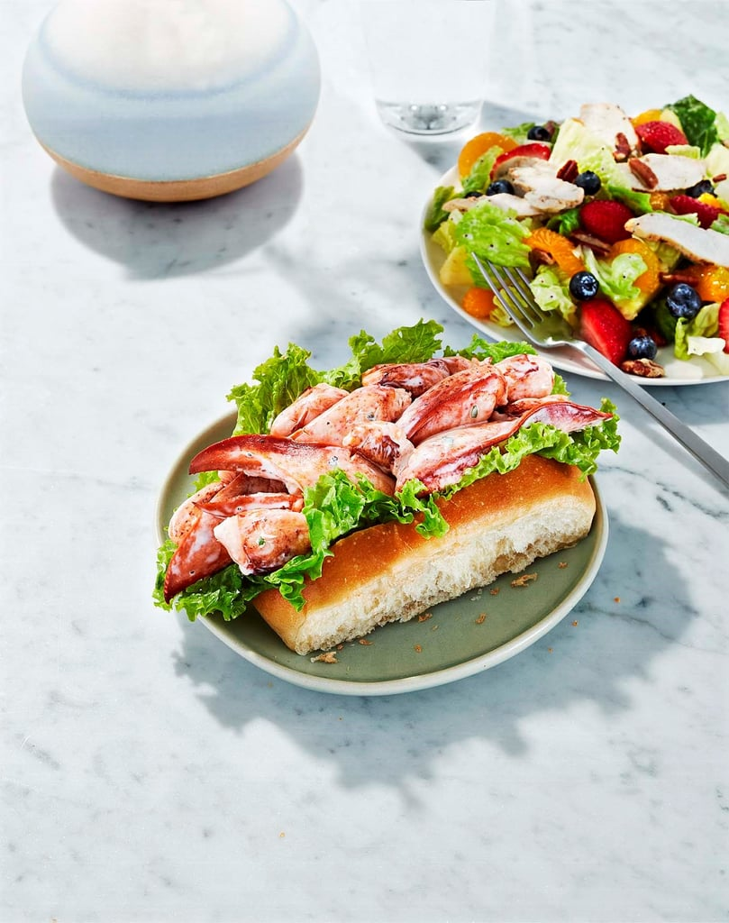 photograph relating to Printable Panera Menu titled Panera Bread Summer months Menu 2019 POPSUGAR Food items