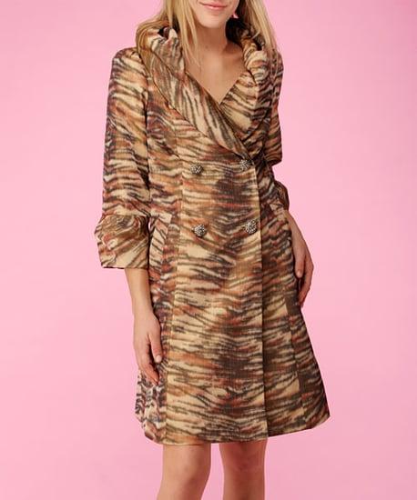 Betsey Johnson Tiger Taffeta Coat: Love It or Hate It?
