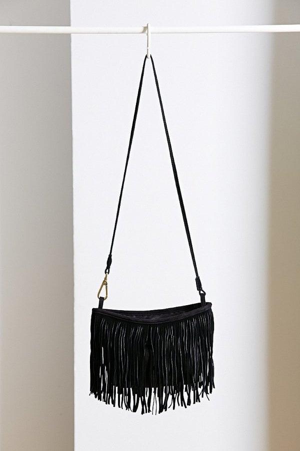 ade8adf229 Ecote Crescent Fringe Bag ( 49)
