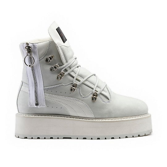 los angeles aac77 81175 Fenty x Puma Sneaker Boot White ($325) | Everyone Went For ...