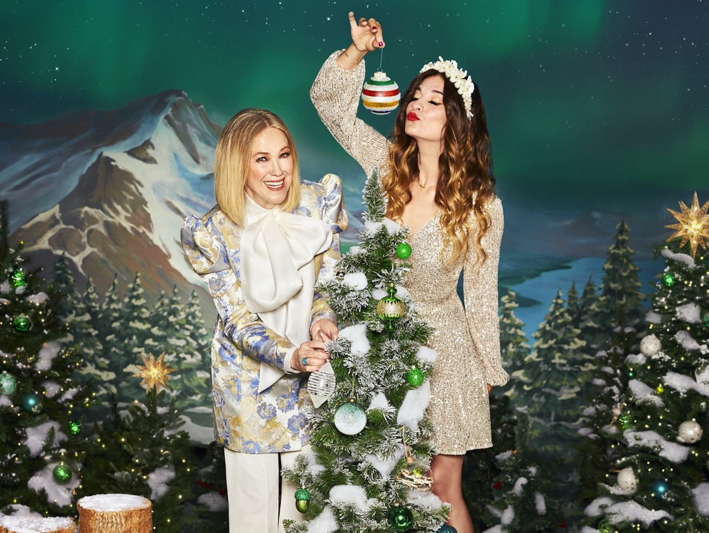 Schitt's Creek's Moira and Alexis Star in a Holiday Campaign