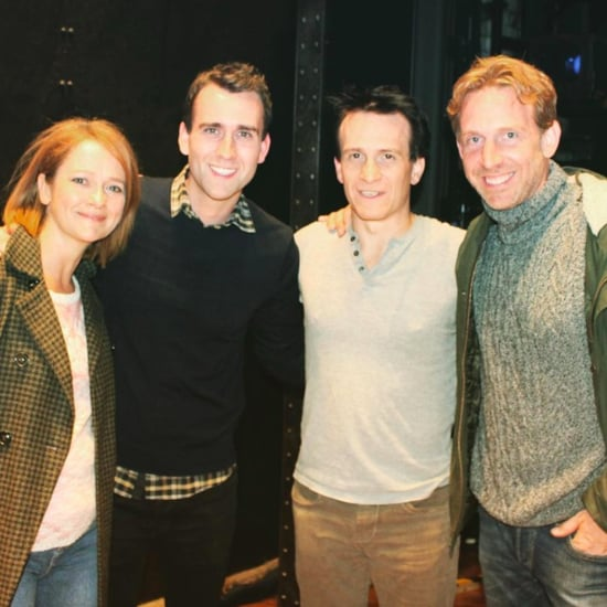 Matthew Lewis Sees Harry Potter and the Cursed Child