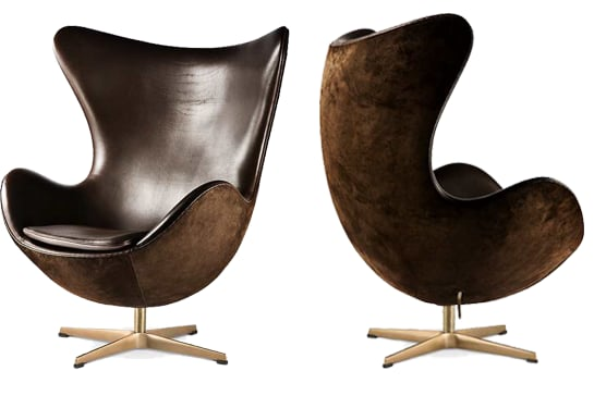 The 50th Anniversary of the Egg Chair Launches 999 Limited-Edition Designs