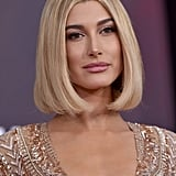 Hailey Baldwin at the iHeartRadio Music Awards