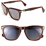 A modern spin on the classic Persol — be aware, they look awesome on everyone.  Persol Capri Sunglasses ($310)