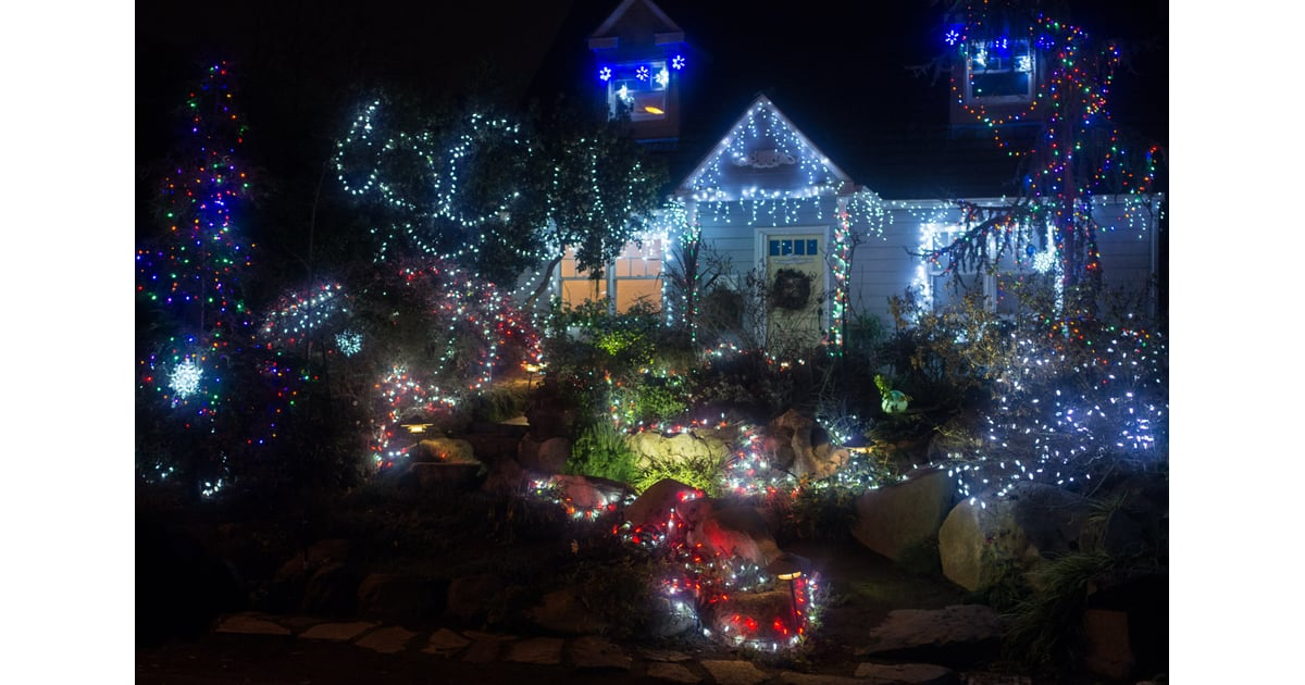 fresno ca the most decorated christmas homes in america popsugar home photo 2