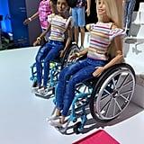 Barbie Fashionista With Wheelchair