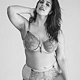 """This is the generation of body diversity. The current is changing."" Photo: Ashley Graham posing for the second issue of Icelandic Glamour."