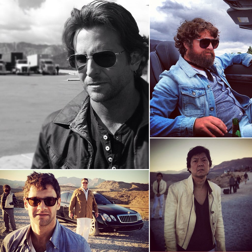 The Hangover Part 3 Pictures From Instagram