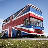 The Spice Bus from Spice World — Isle of Wight, United Kingdom