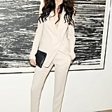 Nicole Trunfio at Calvin Klein and HRC's Americans For Marriage Equality Campaign event. Source: Billy Farrell/BFAnyc.com