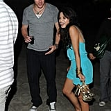 Channing and Jenna let loose at the Ischia Film Festival in July 2010.