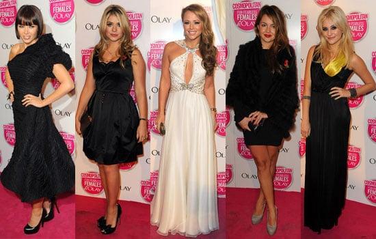Photos of Cosmopolitan Ultimate Women of the Year Awards 2009
