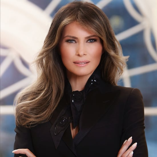 Melania Trump's First Lady Portrait Reactions