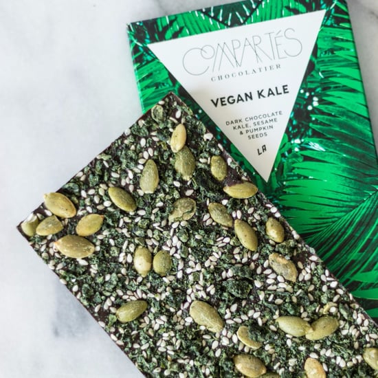 Compartes Vegan Kale Dark Chocolate Bar