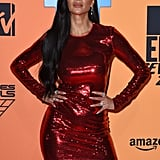 Nicole Scherzinger at the MTV EMAs 2019