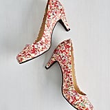 T.U.K. Talk Is Sweet Heel in Sprinkle ($70)