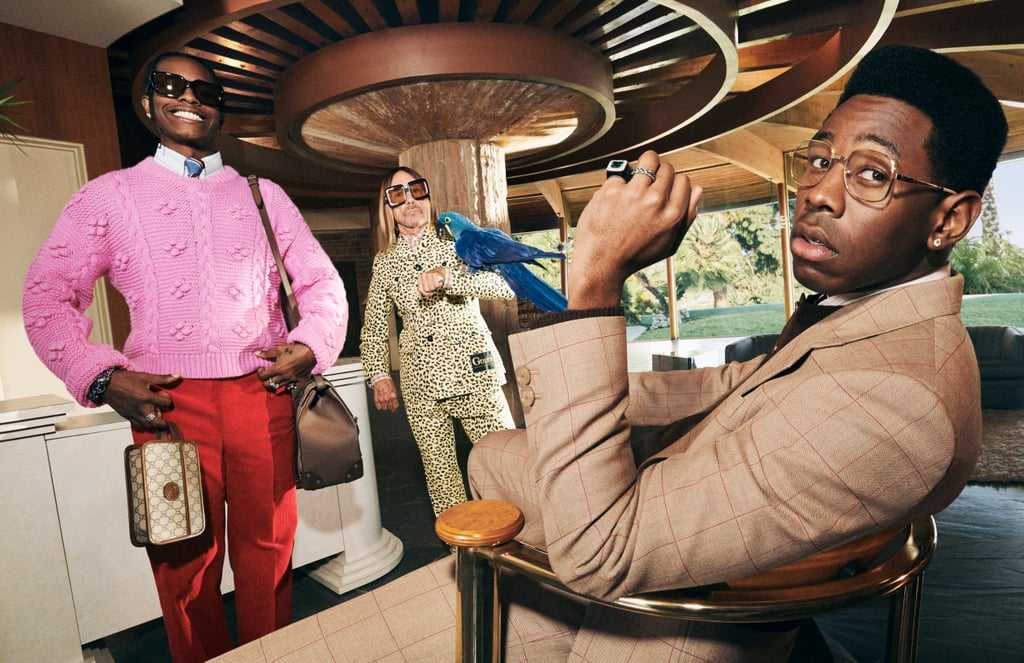 Tyler, the Creator and A$AP Rocky Star in Gucci's Campaign
