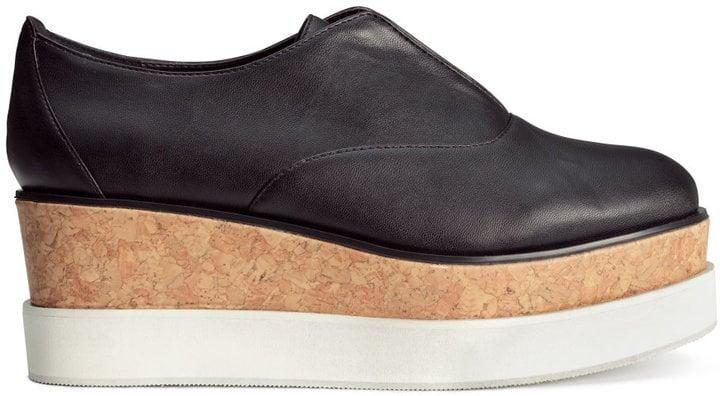 H&M Platform Shoes  ($35)