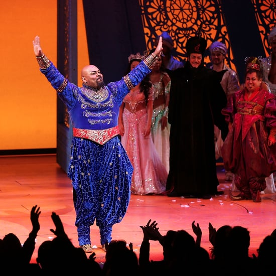 Aladdin Broadway Cast Tribute to Robin Williams | Video