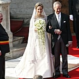Princess Claire of Belgium, 2003